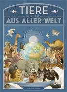 Dr. Nick Crumpton, Nick Crumpton, Gaia Bordicchia - Tiere aus aller Welt