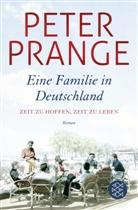 Dr. Peter Prange, Peter Prange - Eine Familie in Deutschland - Zeit zu hoffen, Zeit zu leben