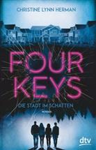 Christine Lynn Herman - Four Keys - Die Stadt im Schatten