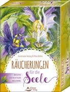 Annemarie Herzog, Petra Kühne - Räucherungen für die Seele, 44 Karten mit Begleitbuch