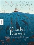 Fabie Grolleau, Fabien Grolleau, Jérémie Royer - Charles Darwin und die Reise auf der HMS Beagle