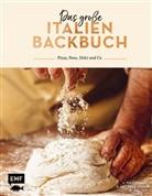 S Mattner-Shahi, Svenja Mattner-Shahi, Andre Menichelli, Andrea Menichelli, Britt Welzer, Britta Welzer... - Das große Italien Backbuch