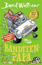 David Walliams, Tony Ross - Banditen-Papa