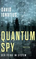 David Ignatius - Quantum Spy