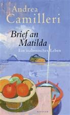 Andrea Camilleri - Brief an Matilda