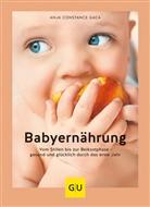 Anja Constance Gaca - Babyernährung