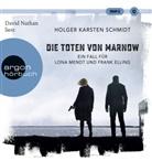 Holger Karsten Schmidt, David Nathan - Die Toten von Marnow, 2 Audio-CD, MP3 (Hörbuch)