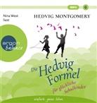 Hedvig Montgomery, Nina West - Die Hedvig-Formel für glückliche Schulkinder, MP3-CD (Hörbuch)