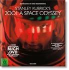 Stanley Kubrick, Aliso Castle, Alison Castle - Stanley Kubricks 2001: Odyssee im Weltraum, m. DVD