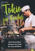 Jonas Cramby - Tokio für Foodies