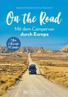 Lui Eigenmann, Stephani Rickenbacher, Stephanie Rickenbacher - On the Road! Mit dem Campervan durch Europa