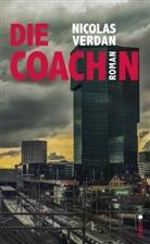 Nicolas Verdan, Hilde Fieguth - Die Coachin