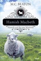 M C Beaton, M. C. Beaton - Hamish Macbeth und der tote Witzbold