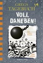 Jeff Kinney, Jeff Kinney - Gregs Tagebuch - Voll daneben!