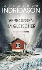 Arnaldur Indridason, Arnaldur Indriðason - Verborgen im Gletscher