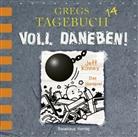 Jeff Kinney, Diverse, Marco Eßer, Jeff Kinney - Gregs Tagebuch, Voll daneben, Audio-CD (Hörbuch)