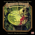 Arthur Conan Doyle, Sir Arthur Cona Doyle, Sir Arthur Conan Doyle, Herman Cyril Mcneile, Detlef Bierstedt, diverse... - Sherlock Holmes - Folge 40, 1 Audio-CD (Audio book)