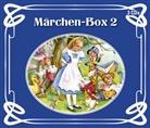 Gerdt vo Bassewitz, Gerdt von Bassewitz, Lewi Carroll, Lewis Carroll, E T Hoffmann, E.T.A. Hoffmann... - Titania Special: Märchenbox 2, 3 Audio-CDs (Hörbuch)