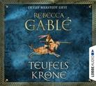 Rebecca Gablé, Detlef Bierstedt - Teufelskrone, 12 Audio-CDs (Hörbuch)