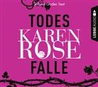 Karen Rose, Sabina Godec - Todesfalle, 6 Audio-CDs (Hörbuch)