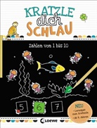 Corina Beurenmeister, Loew Kratzel-Welt, Loewe Kratzel-Welt - Kratzle dich schlau - Zahlen von 1 bis 10