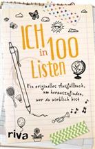 riva Verlag - Ich in 100 Listen