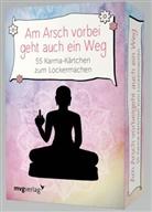 Alexandra Reinwarth - Am Arsch vorbei geht auch ein Weg, Meditationskarten