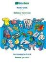 Babadada Gmbh - BABADADA, Nederlands - Bahasa Indonesia, visueel woordenboek - kamus gambar