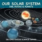 Baby, Baby Professor - Our Solar System (Sun, Moons & Planets): Second Grade Science Series