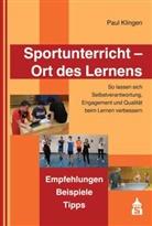 Paul Klingen - Sportunterricht - Ort des Lernens