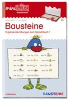 Heinz Vogel - miniLÜK: Bausteine - Ergänzende Übungen zum Sprachbuch 1