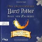 Petra Cnyrim, Pemerity Eagle - Das inoffizielle Harry-Potter-Buch der Zauberei, 1 Audio-CD (Hörbuch)