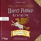 Pemerity Eagle - Das inoffizielle Harry-Potter-Lexikon, 1 Audio-CD (Hörbuch)