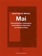 Karel Hynek Mácha, Antonín Silar - Mai