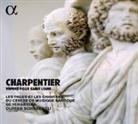 Marc-Antoine Charpentier - Vepres pour Saint Louis, 1 Audio-CD (Hörbuch)