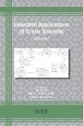 Mohd Imran Ahamed, Abdullah M. Asiri,  Inamuddin - Industrial Applications of Green Solvents - Volume I