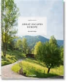 Angelika Taschen, Angelik Taschen, Angelika Taschen - Great escapes Europe : the hotel book