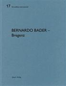 Heinz Wirz - Bernardo Bader Architekten - Bregenz