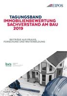 Dresden EIPOS GmbH, EIPO GmbH Dresden - Tagungsband Immobilienbewertung und Sachverstand am Bau 2019
