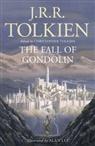 Alan Lee, John R R Tolkien, John Ronald Reuel Tolkien, Alan Lee, Christopher Tolkien - THE FALL OF GONDOLIN