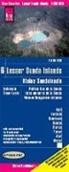 Reise Know-How Verlag Peter Rump - Reise Know-How Landkarte Kleine Sundainseln / Lesser Sunda Islands (1:800.000) - Bali, Lombok, Sumbawa, Sumba, Flores, Timor, Alor, Wetar - Karte Indonesien 6