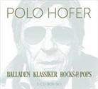 Polo Hofer - Balladen-Klassiker-Rocks&Pops (Hörbuch)
