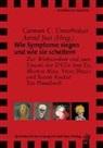 Astrid Just, Carmen Unterholzer, Carmen C. Unterholzer, Astrid Just, Carmen C. Unterholzer - Wie Symptome siegen und wie sie scheitern