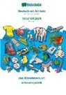 Babadada Gmbh - BABADADA, Deutsch mit Artikeln - bosanski jezik, das Bildwörterbuch - slikovni rjecnik