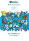 Babadada Gmbh - BABADADA, Deutsch mit Artikeln - hrvatski, das Bildwörterbuch - slikovni rjecnik