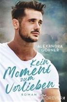Alexandra Görner - Kein Moment zum Verlieben