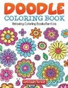 Activibooks For Kids - Doodle Coloring Book