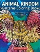 Activibooks For Kids - Animal Kingdom Patterns Coloring Book