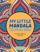 Activibooks For Kids - My Little Mandala Coloring Book - Calming Coloring For Kids