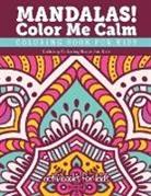 Activibooks For Kids - Mandalas! Color Me Calm Coloring Book For Kids